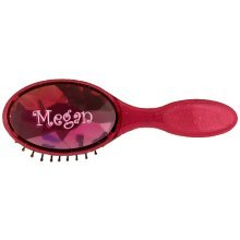 Megan Bejewelled Hairbrush