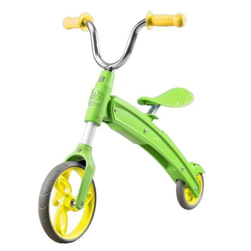 9f20e8de529 AEST Kids Childs Folding Folder Balance Training Bike Bicycle Green 3-5 Yrs  B07 on OnBuy