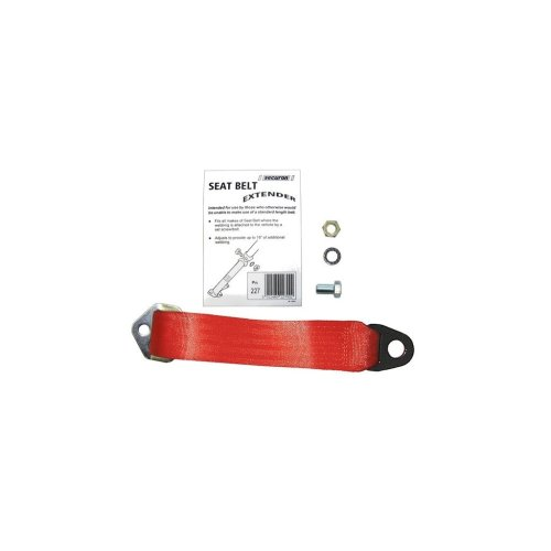 Seat Belt Extender/Tether