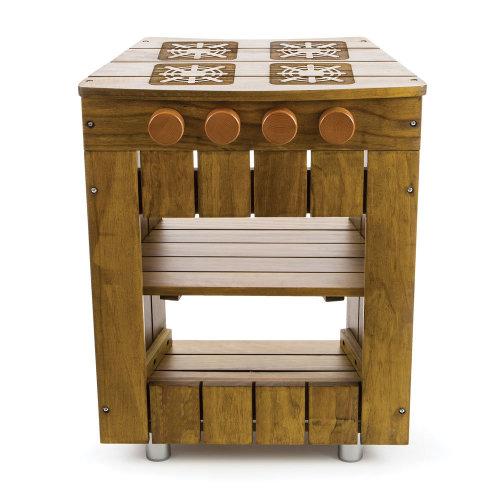 Tidlo Wooden Outdoor Cooker - Pretend Play