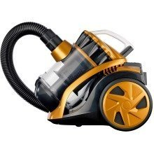 VYTRONIX VTBC01 Compact Cyclonic Bagless Cylinder Vacuum Cleaner Hoover
