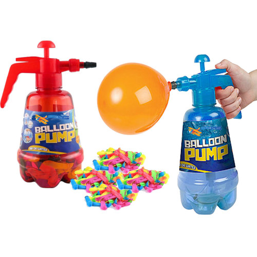 2 in 1 Balloon Pump with Knotting Tool