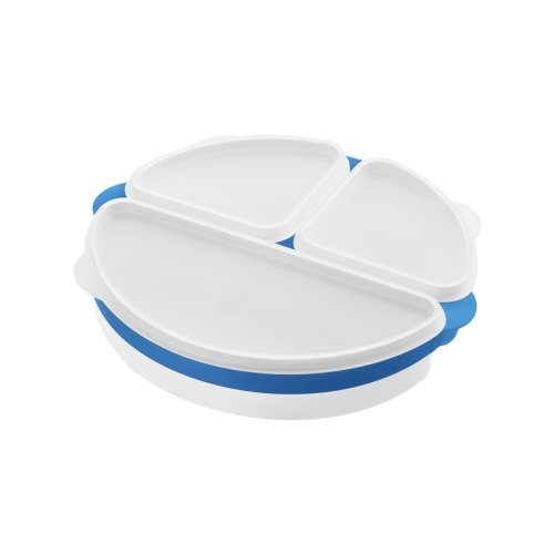 3-Piece Microwave Container Set - White