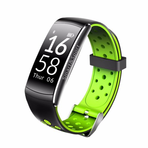 Fitness Tracker Smart Bracelet, WOTUMEO Activity Tracker Heart Rate Monitor Waterproof Bluetooth Wristband Pedometer Distance Calorie Counter...