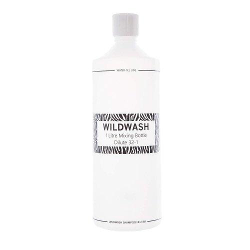 WildWash Non Drip Pump Mixing Bottle