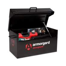 Armorgard StrongBank SB1 Secure Van Vault Storage Safe Box 1030x565x480mm