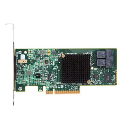 Intel RS3UC080 PCI Express x8 3.0 12Gbit/s RAID controller
