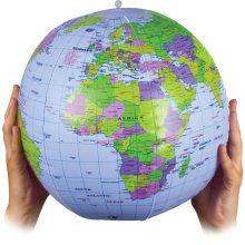 Inflatable Globe -