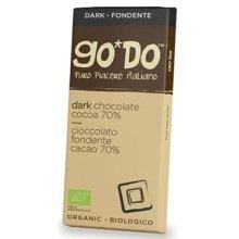 Go Do Org White Chocolate Large Bar 85g