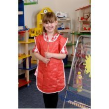 Childrens Waterproof Aprons Age 9-10 Years (A1463)