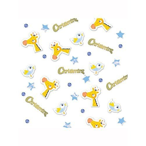 On your Christening Day Blue Confetti 14g