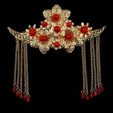 Time Travel to Ancient Bridal Hair Accesory Chic Frontlet
