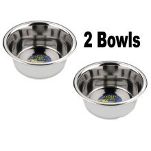 Stainless Steel Dog Bowls 16cm