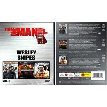 One Man Collection - Wesley Snipes - Nordic/Swedish Import - Region 2