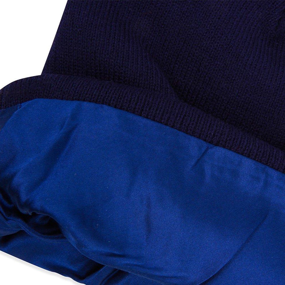 88ae8fd0980 ... White Lotus Silk Beanie Hair Loss Frizzy Hair Treatment Prevention for  Men Women - 2 ...