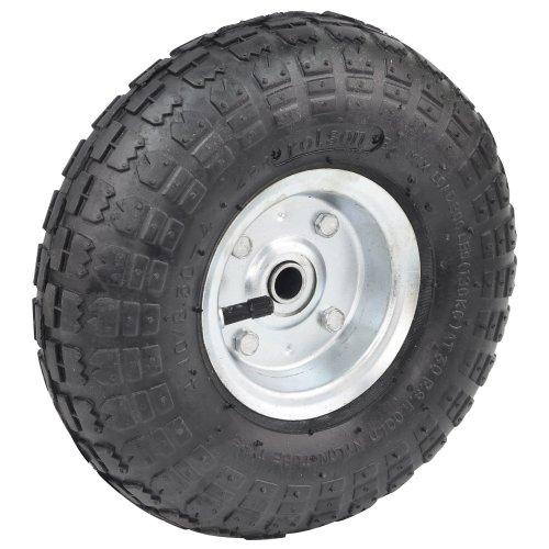250mm Tyre & Wheel Assembly -  rolson 42511 wheel hand truck new gift uk seller