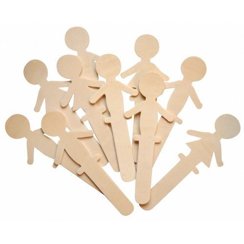 Pbx2470495 - Playbox - Flower Sticks (girls & Boys) - 14cm - 10 Pcs