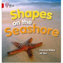 Shapes on the Seashore: Band 02A/Red A (Collins Big Cat) (Paperback)