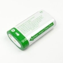 Led Lenser H14r.2 - 2nd Gen Lithium Ion Replacement Battery Pack - 4400mah 3.7v