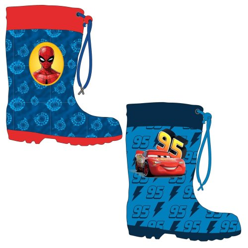 Boys Character Wellington Boots