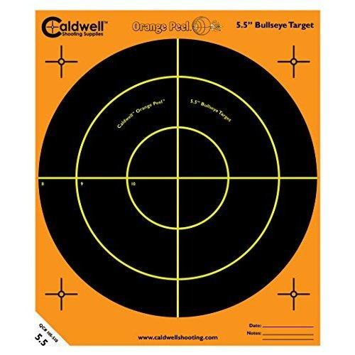 Caldwell Orange Peel 8 Inch Splatter Target 10 Pack