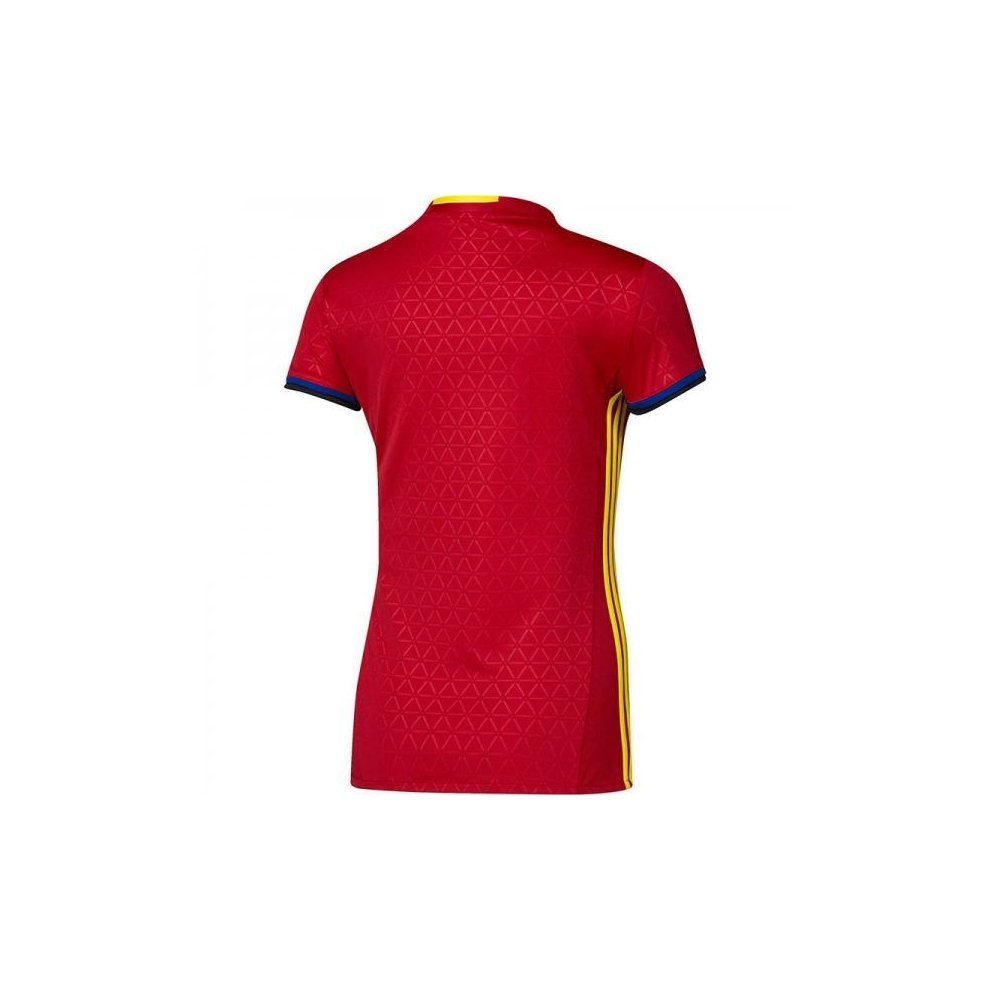 ... adidas Women s Spain National Football Team 16 17 Home Jersey - Red -  1.   a8a73b836