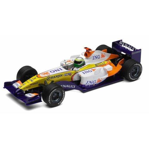 Scalextric Renault 2007 F1 G Fisichella Digital Car