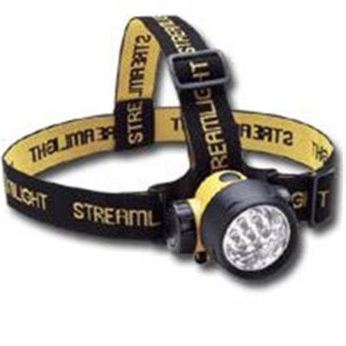 Streamlight STL61050 Trident LED / Xenon Yellow Headlamp