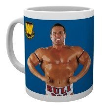 Wwe British Bulldog Mug