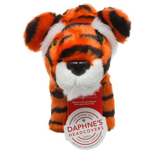 Daphnes Tiger Hybrid Rescue Golf Headcover