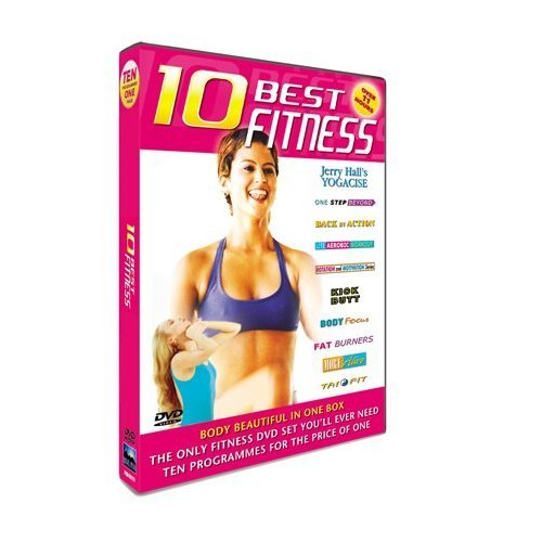 10 Best Fitness [DVD] [DVD]