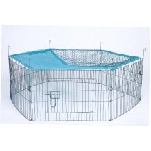 Trixie Natura 6 Elements Outdoor Run For Young Animals With Net, 58 x 38cm - -  outdoor run net young animals protective natura cm trixie 6 elements