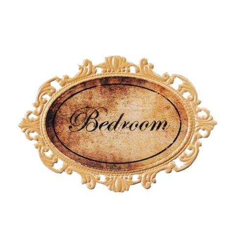 Retro Coffee Shop/Bar/Lounge Notice Board Funny Home Decor Plague[Bedroom]