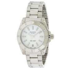 Gucci Dive Medium Ladies Watch YA136405