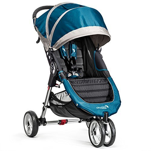 Baby Jogger City Mini Stroller - Single, Teal