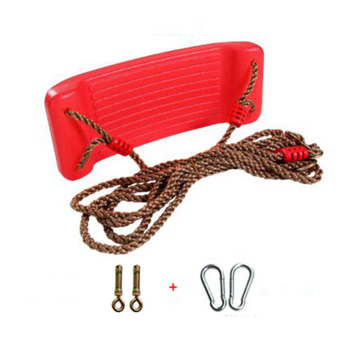2-in-1 Snug 'n Secure Swing - Holds 331 Lbs Adjustable Hanging Ropes,#C