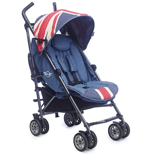 Easywalker Mini Vintage Union Jack Buggy