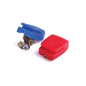 W4 Pair Of Quick Fit Battery Clamps