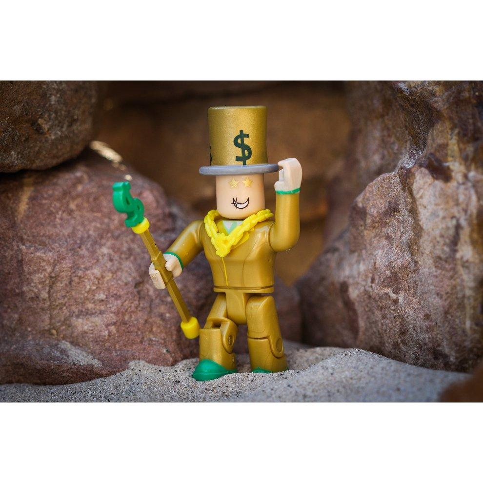 ROBLOX Mr Bling Bling Figure
