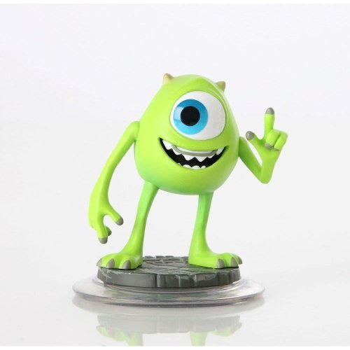 Disney Infinity Mike Monsters Inc Figure Xbox PS3 PS4 WII