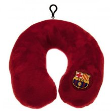 Barcelona Travel Neck Pillow - Fc Cushion Gift Journey Soft Foam Headrest -  neck fc barcelona pillow cushion travel gift journey soft foam headrest