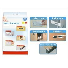 Babies & Toddlers First Steps Home Safety Starter Set