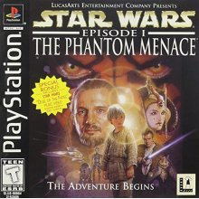 Playstation - Star Wars Episode I: The Phantom Menace (PS)