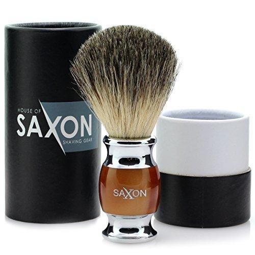 The House of Saxon Badger Shaving Brush