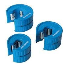 Silverline Quick Cut Pipe Cutter Set 3pce 15, 22 & 28mm Set