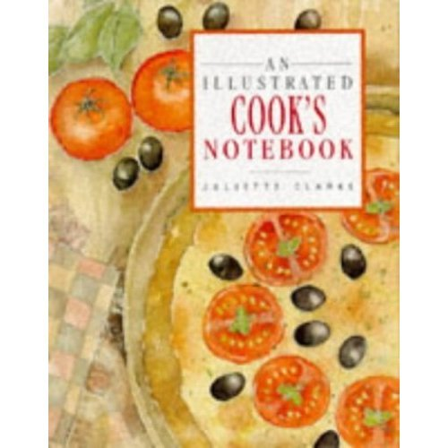 An Illustrated Cook's Notebook (Illustrated Notebooks)