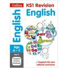 Collins Ks1 Revision and Practice - New Curriculum: Year 2 English Targeted Practice Workbook