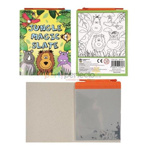 6 Jungle Magic Slates