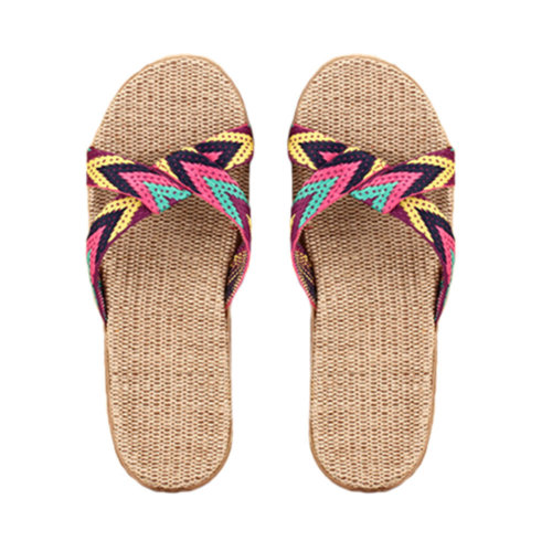 Ladies House Slippers Casual Slipper Indoor & outdoor Anti-Slip Shoes NO.13