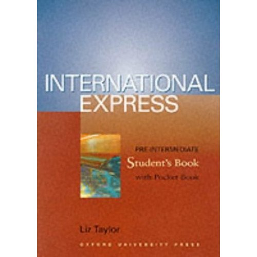 International Express: Student's Book (with Pocket Book) Pre-intermediate level